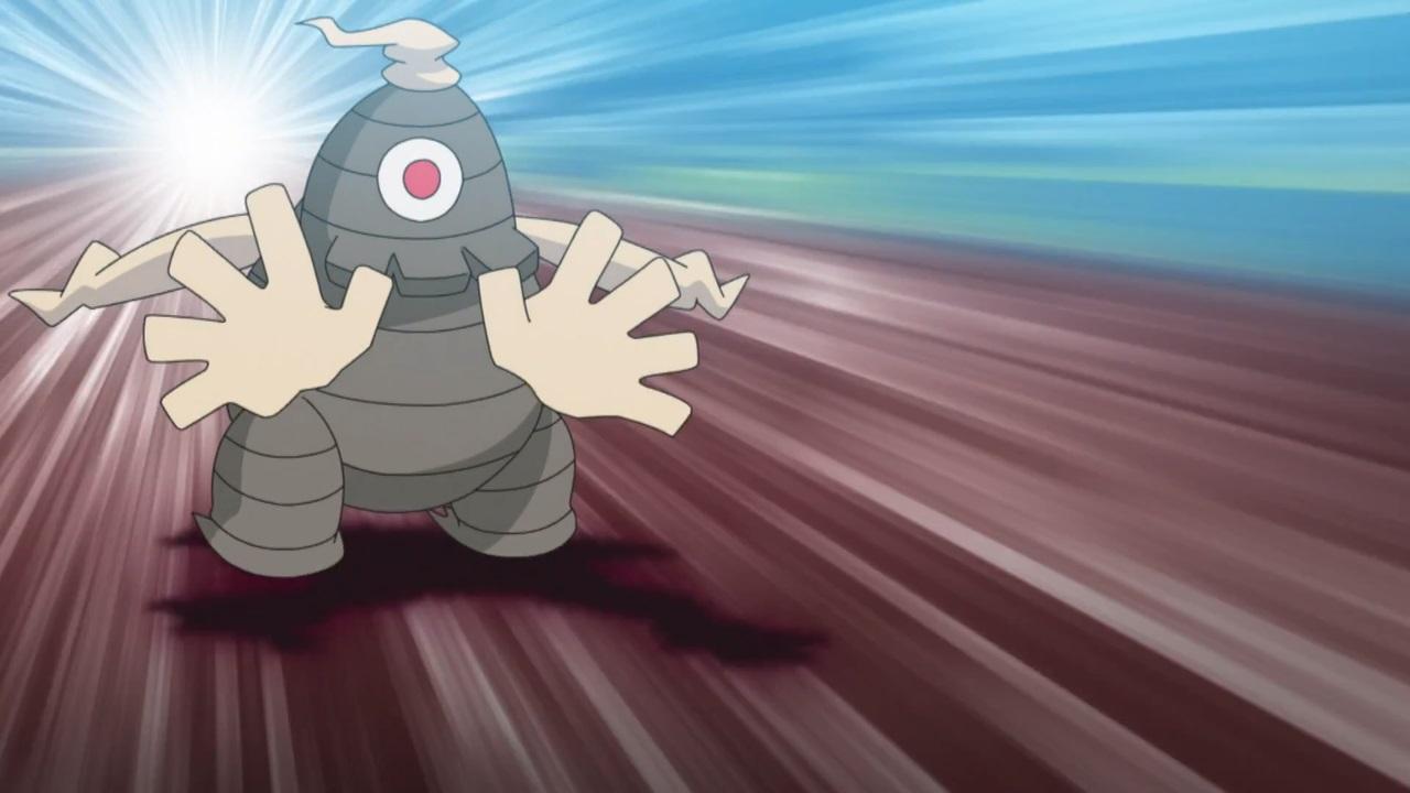 Dusclops in the anime