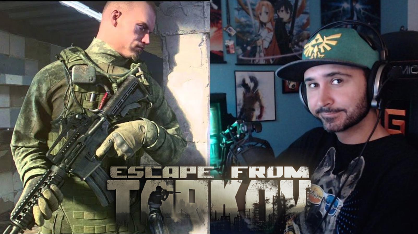 Summit1g Escape from Tarkov
