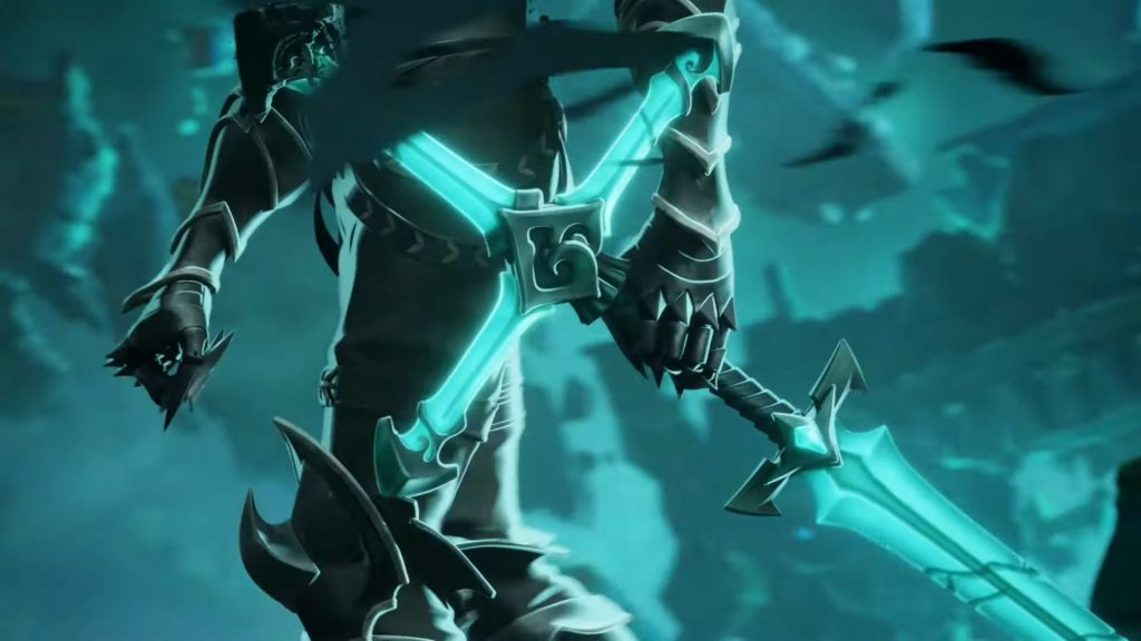 Viego's sword in League of Legends