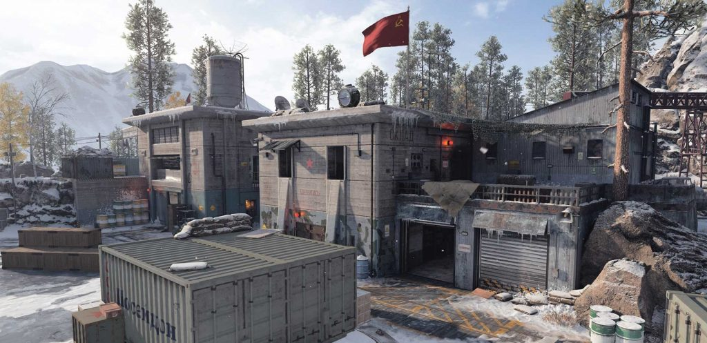 Call of Duty Black Ops Cold War Crossroads Map