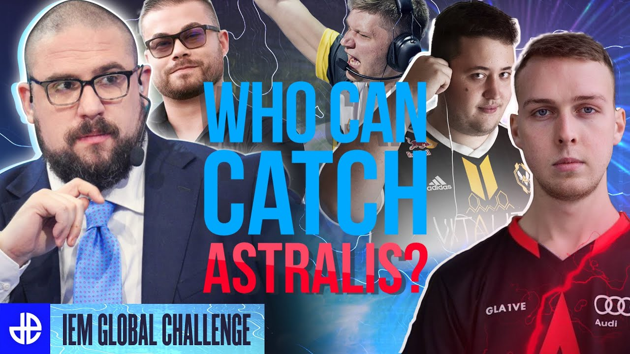 Who can catch Astralis