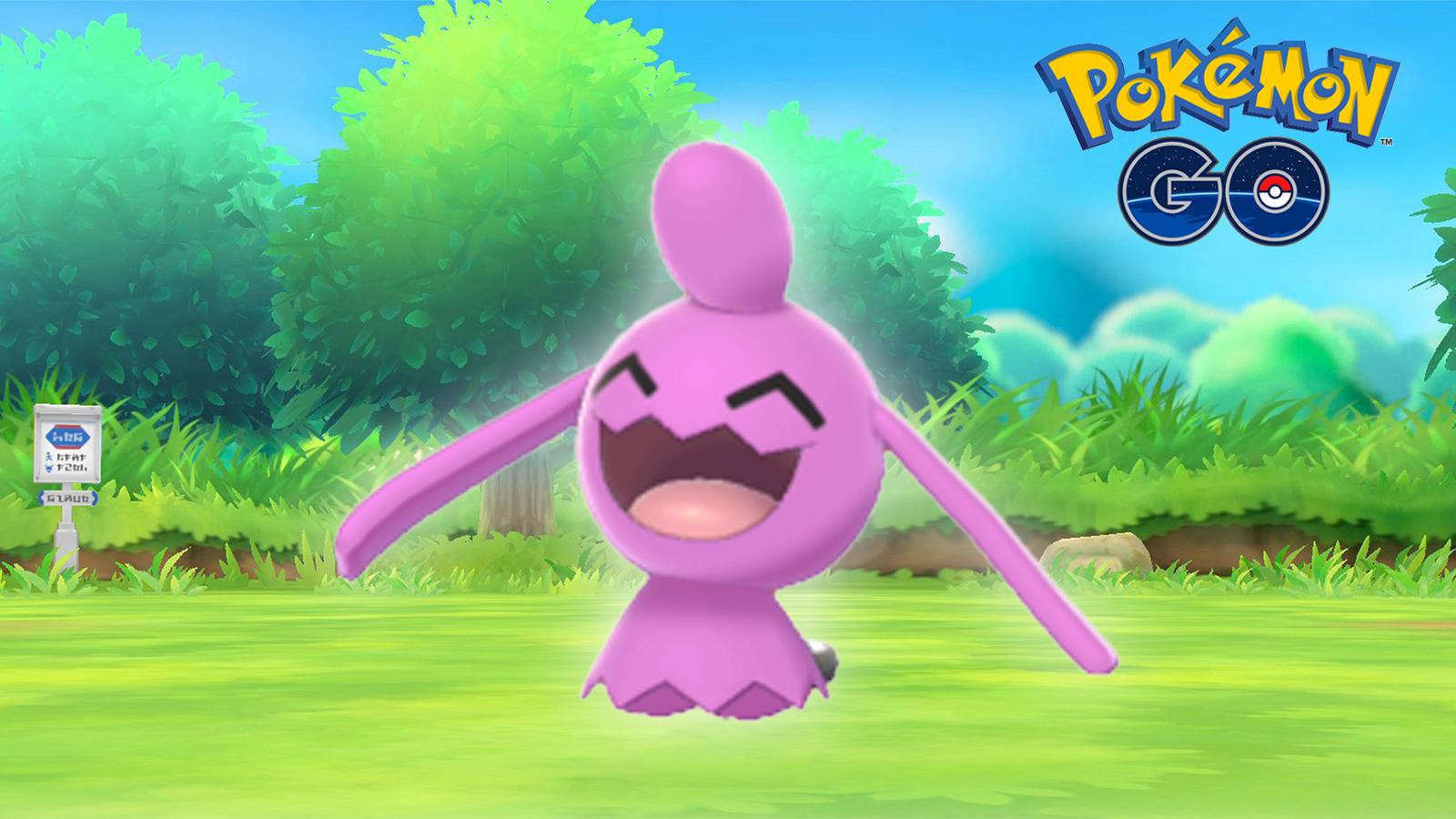 Pokemon Go Shiny Wynaut