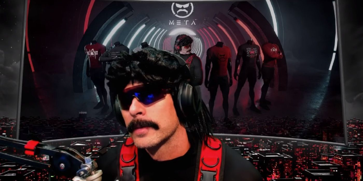 Dr Disrespect streaming