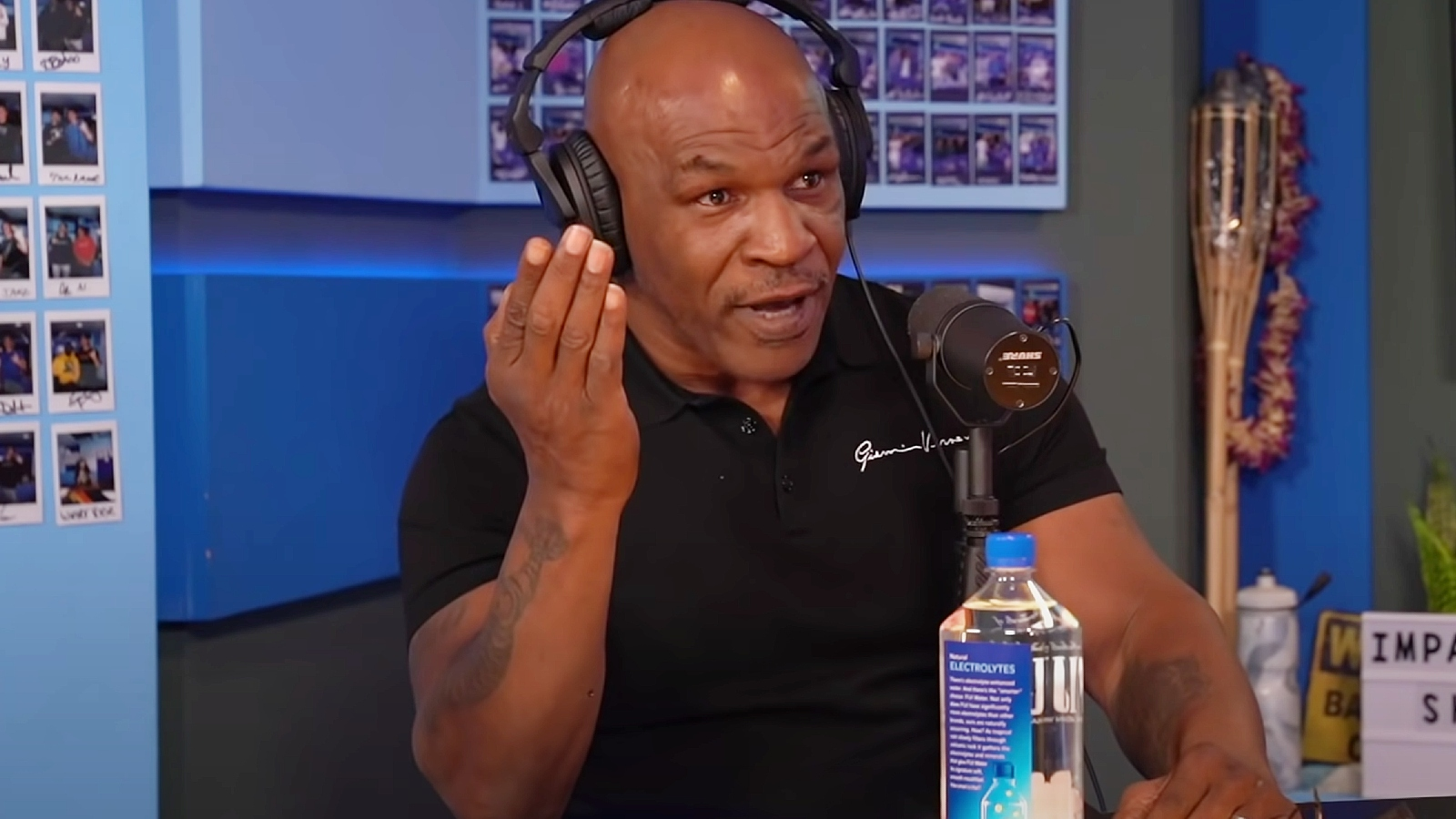 Mike Tyson boxing on Impaulsive