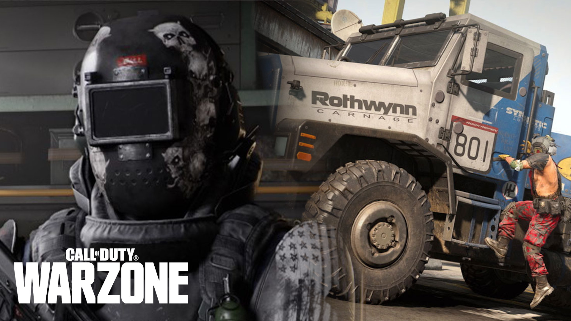warzone truck glitch vigilante justice
