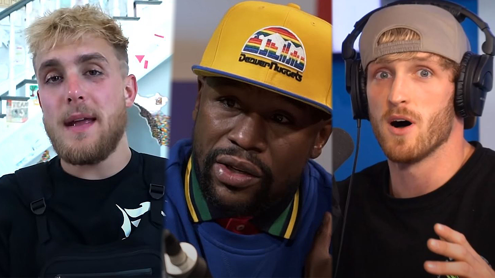 Jake Paul wants to fight Floyd Mayweather