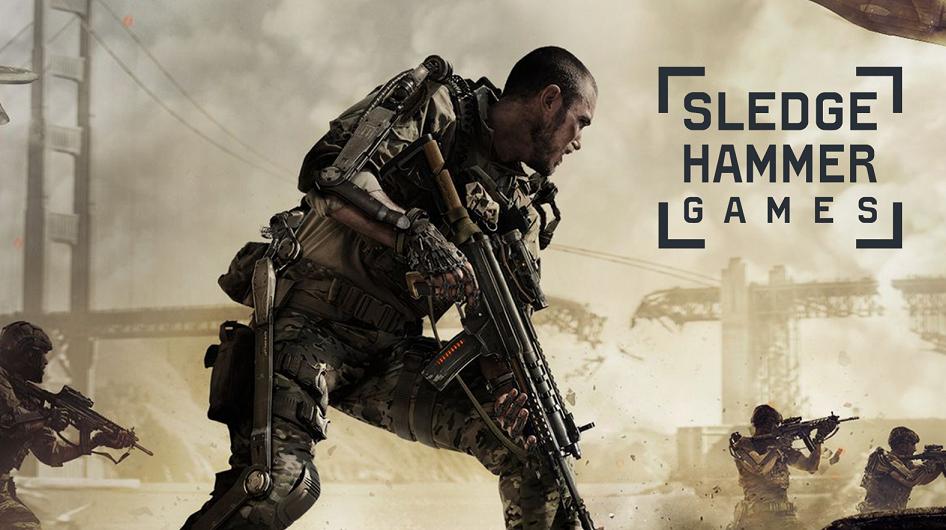 Advanced Warfare cover art