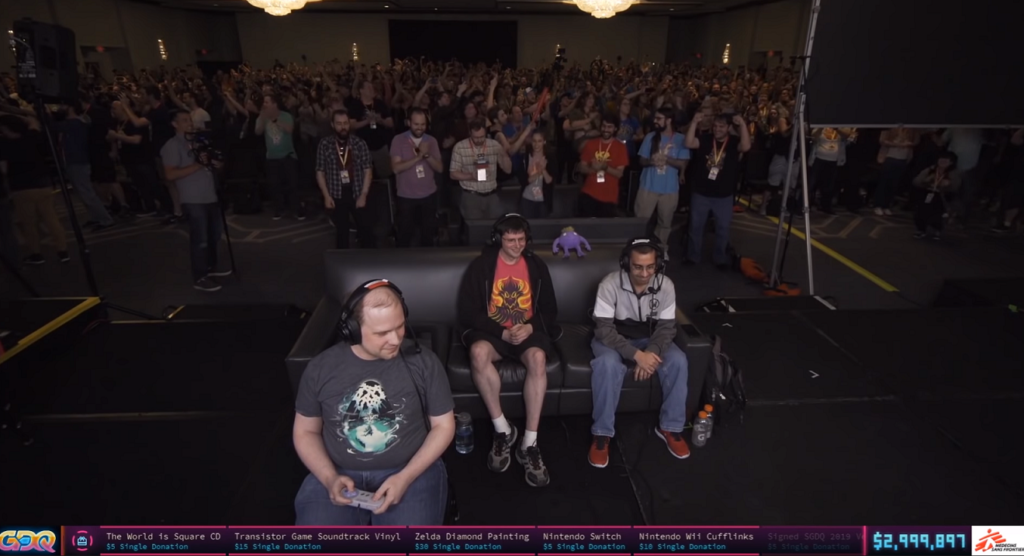 AGDQ event