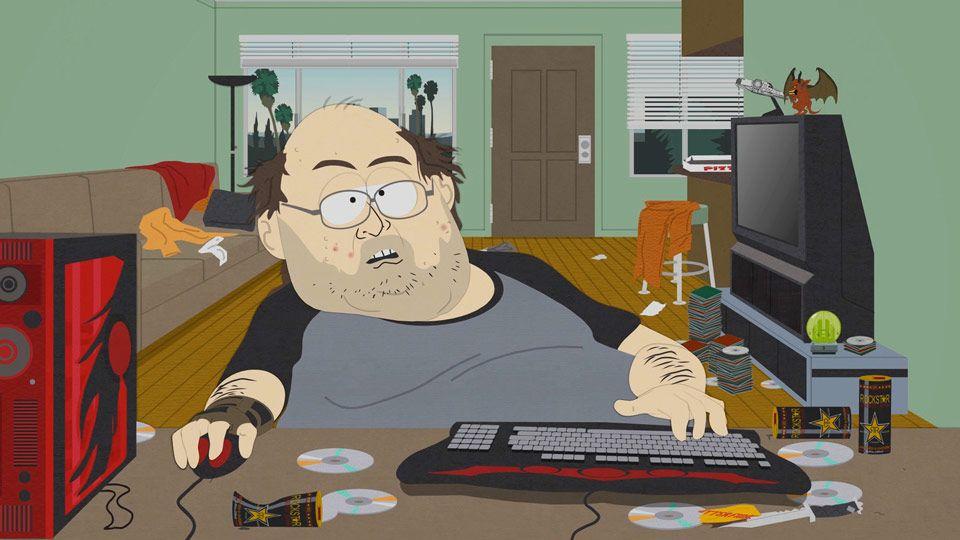 Jarod Nandin South Park Pass Away