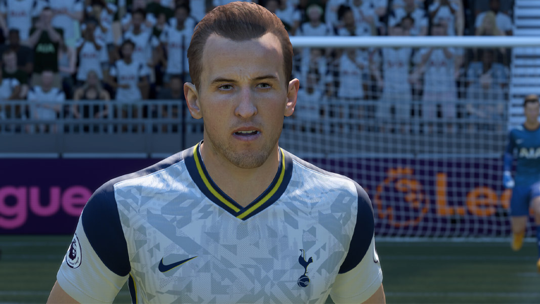 Harry Kane in FIFA 21
