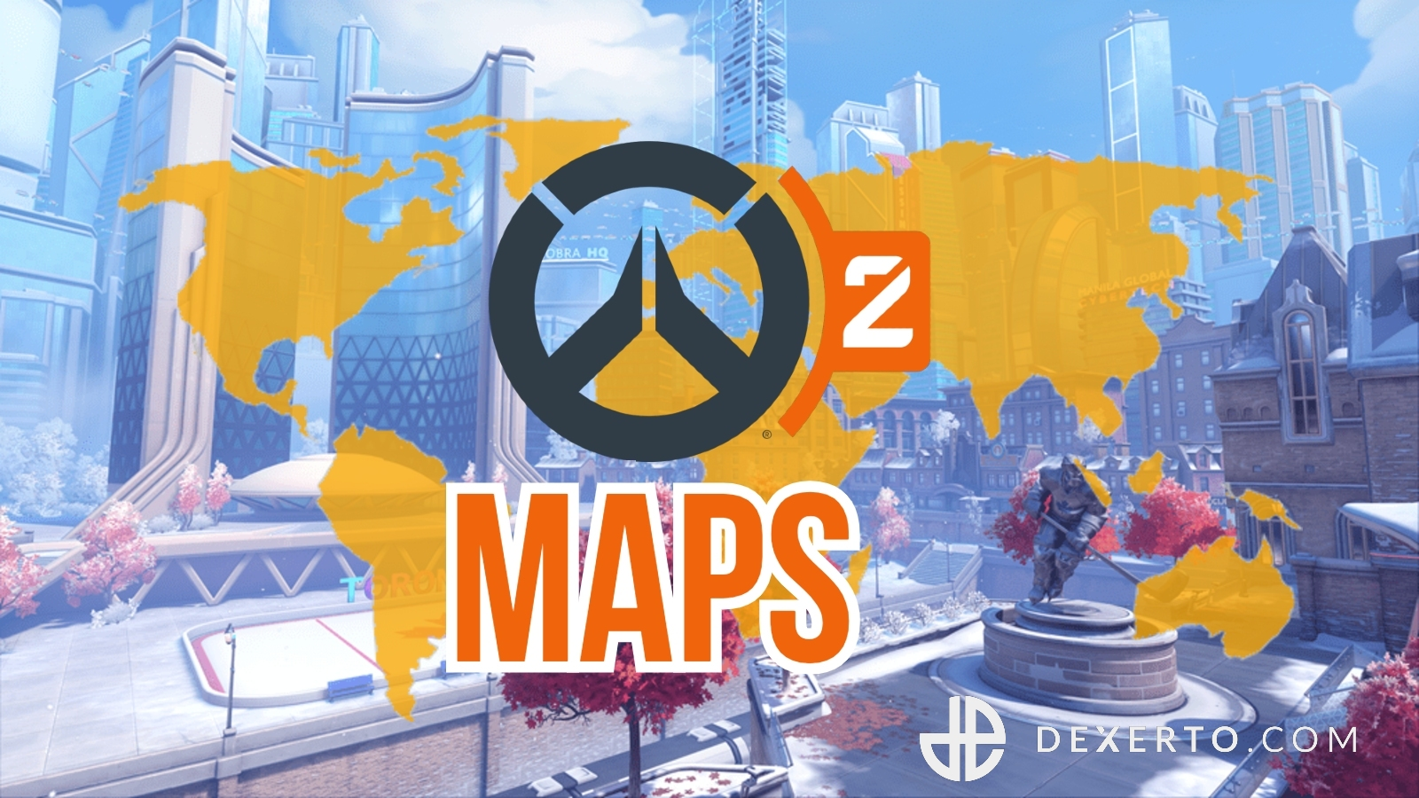 5 Overwatch 2 maps we want to see