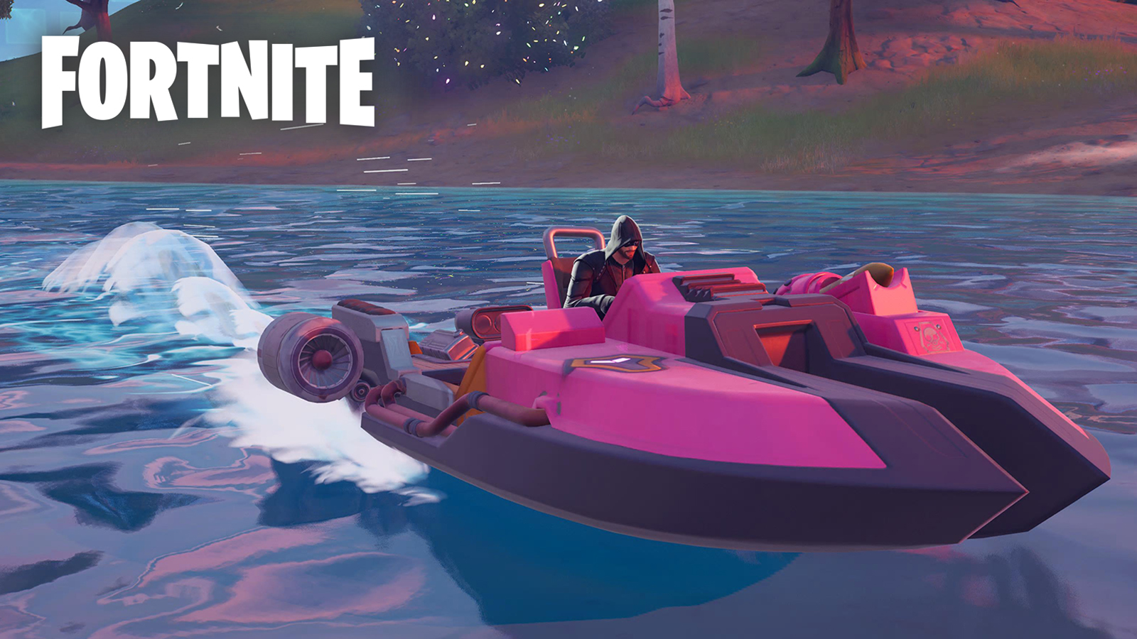 Fortnite motorboat locations