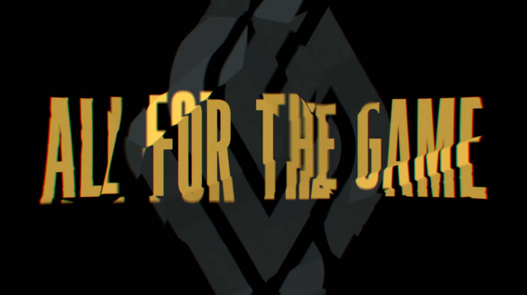 "The LCS rebrand has introduced a number of new mottos, including ""All for the Game."""