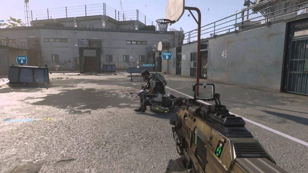 Gameplay de Call of Duty Advanced Warfare