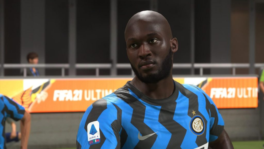 Lukaku could collect his third upgrade card of FIFA 21 with an in-form this week.