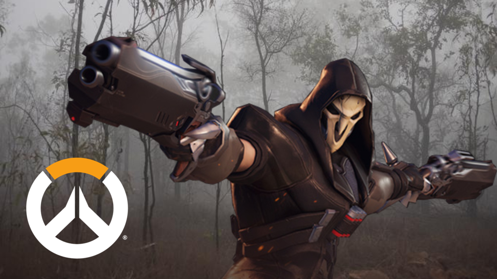 Hellfire Reaper Cosplay and Skin Concept