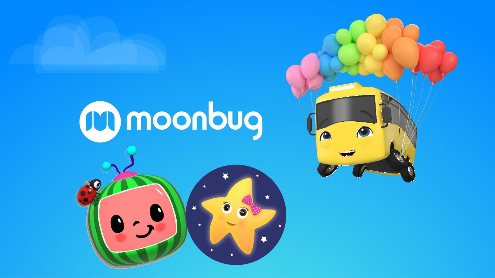moonbug entertainment youtube channels cocomelon little baby bum