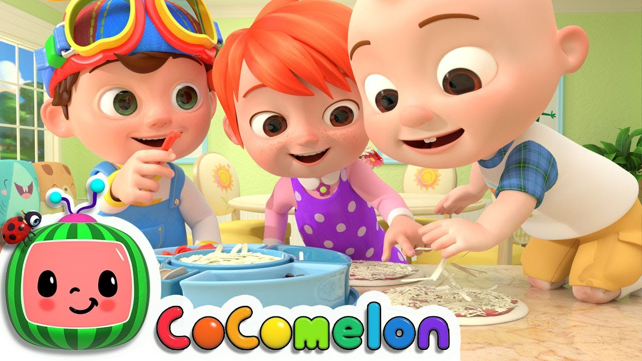 YouTube cocomelon nursery rhymes and kids songs