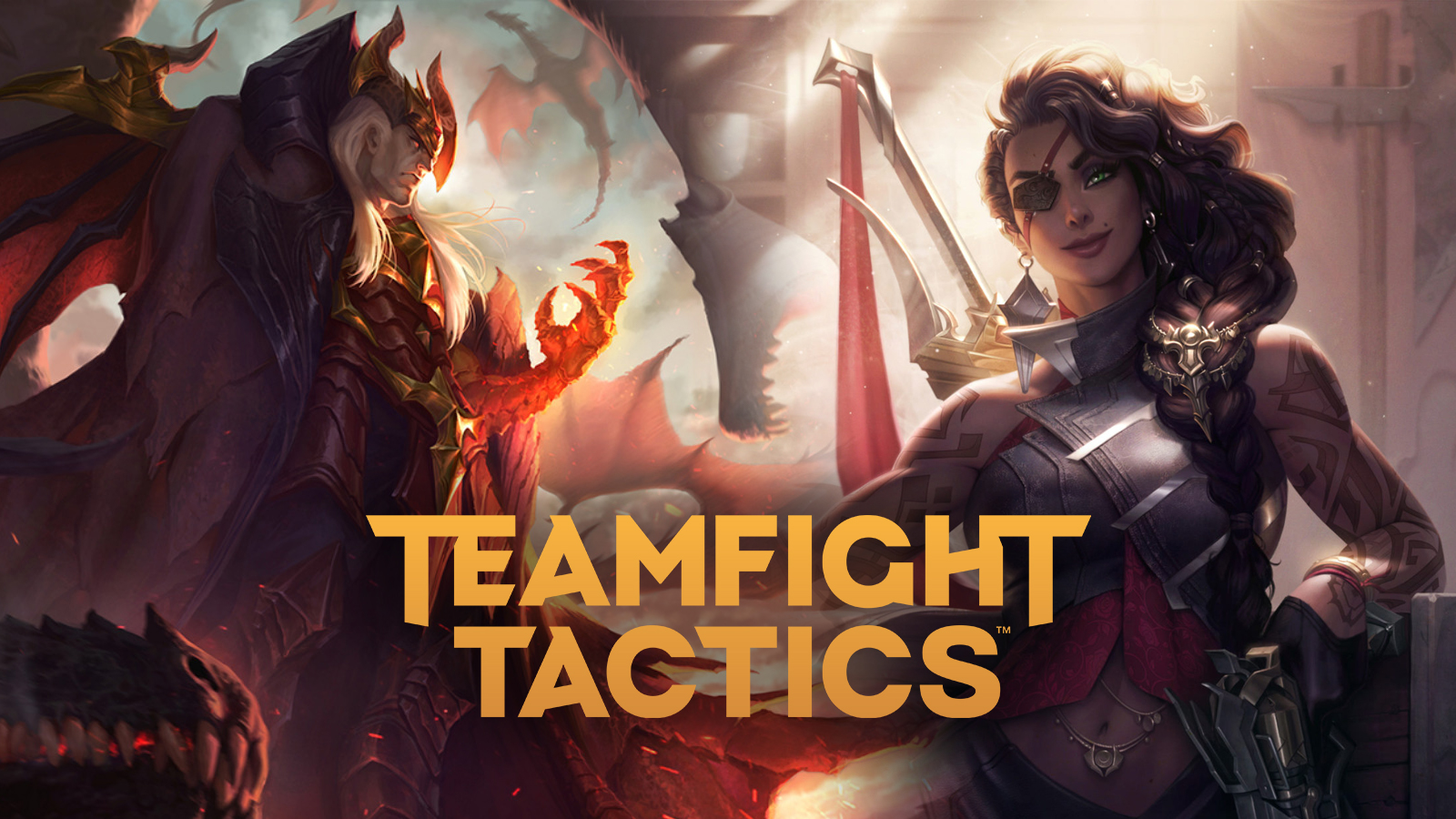 Swain and Samira in TFT