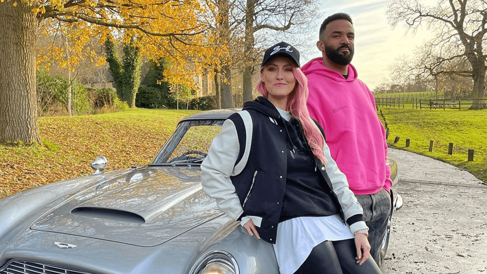 Supercar Blondie and Craig David