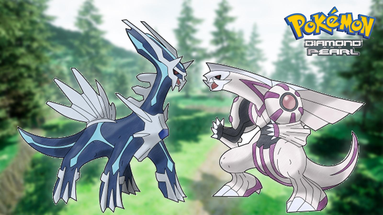 Pokemon Diamond and Pearl Unreal Engine remake