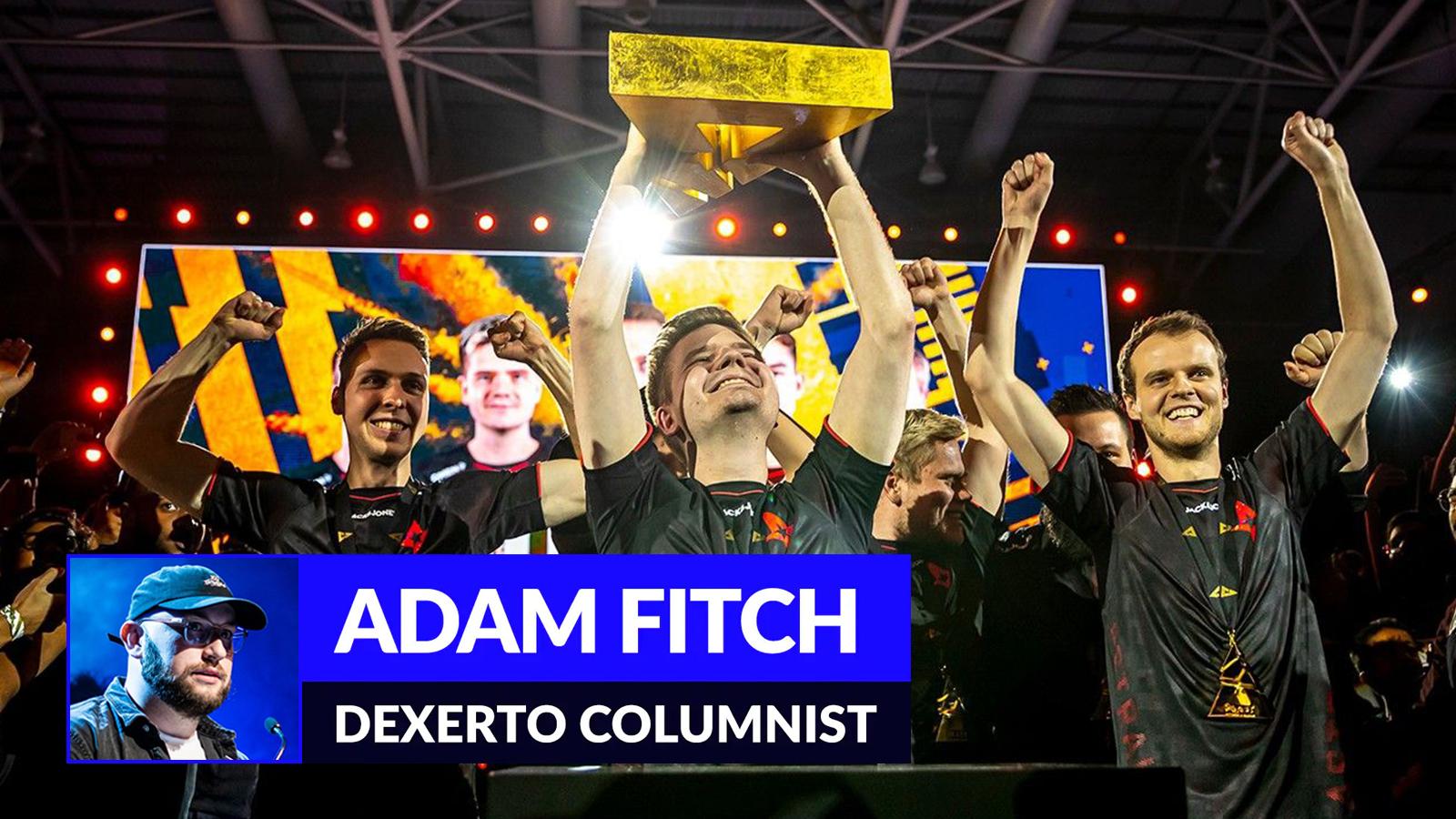 Adam Fitch Esports Fans