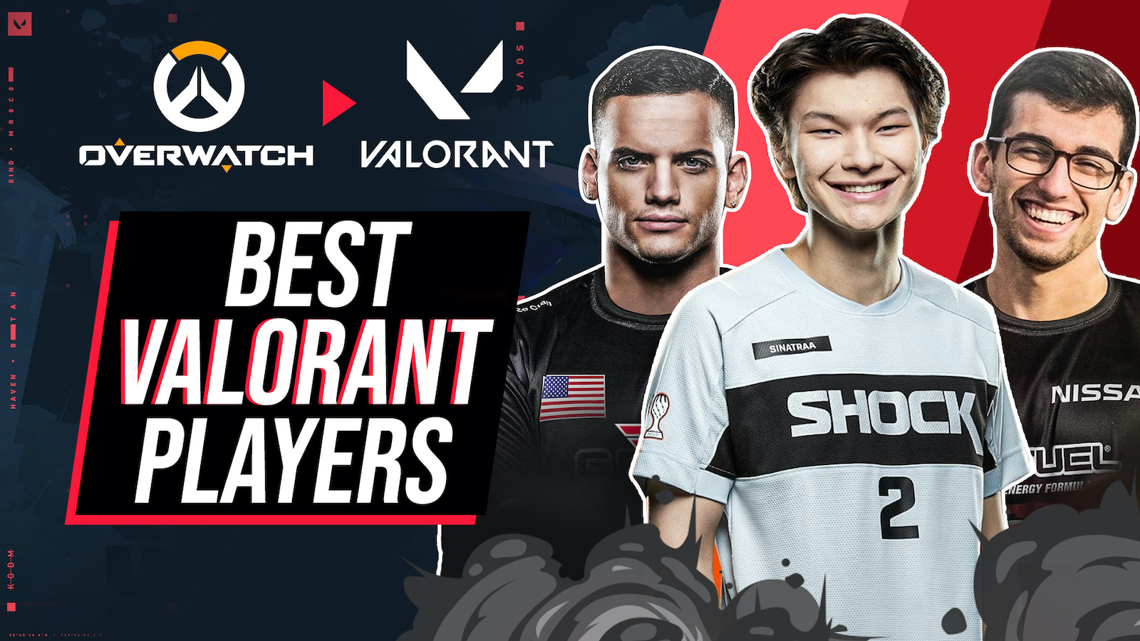 5 Best Overwatch Players who have Transferred to Valorant