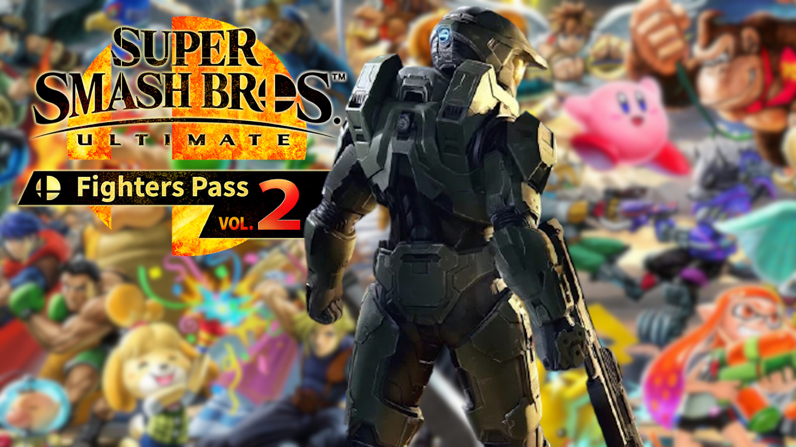 Master Chief in Fighters Pass vol 2