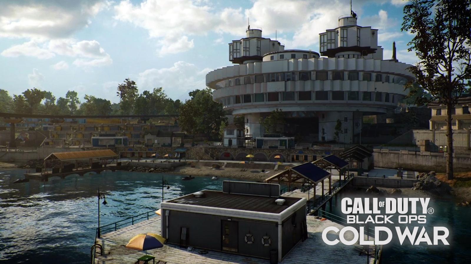 Black Ops Cold War Sanatorium Leak