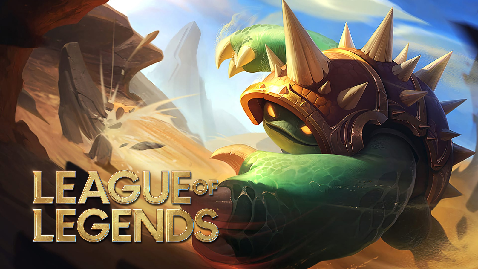 Rammus in League of Legends