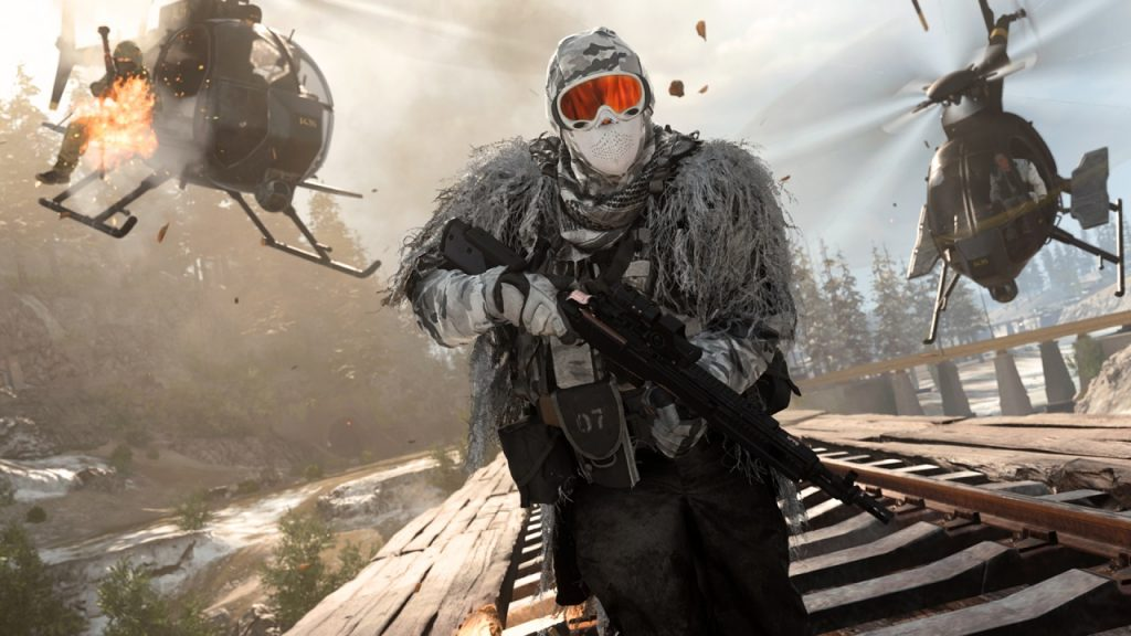 Call of Duty Warzone Activision Blog Post