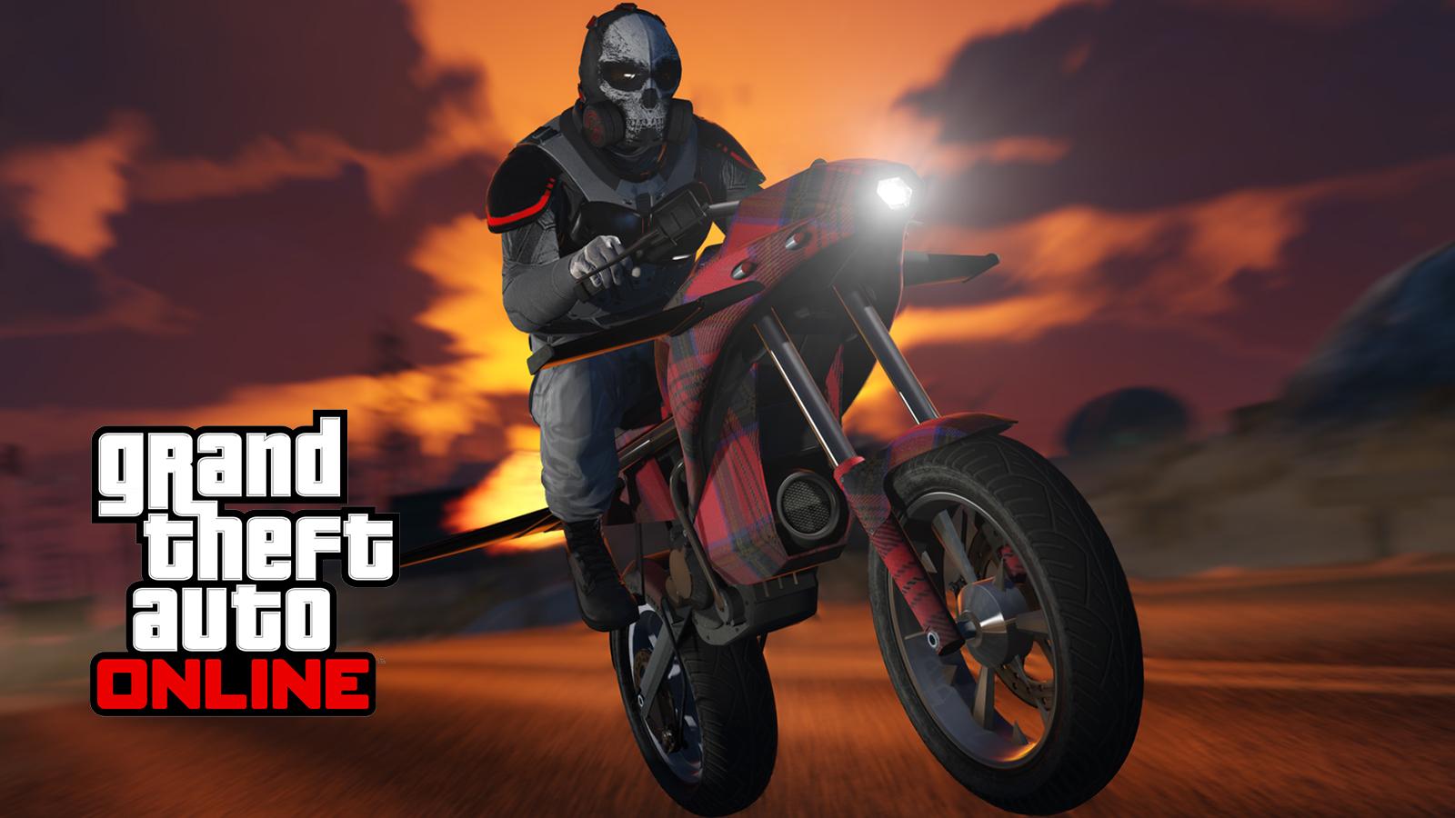 GTA Online Oppressor MK1 Stunt