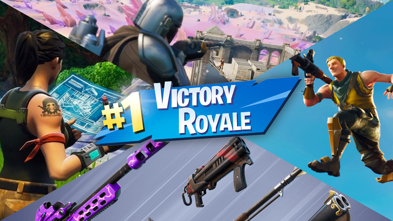 Fortnite tips guide how to win