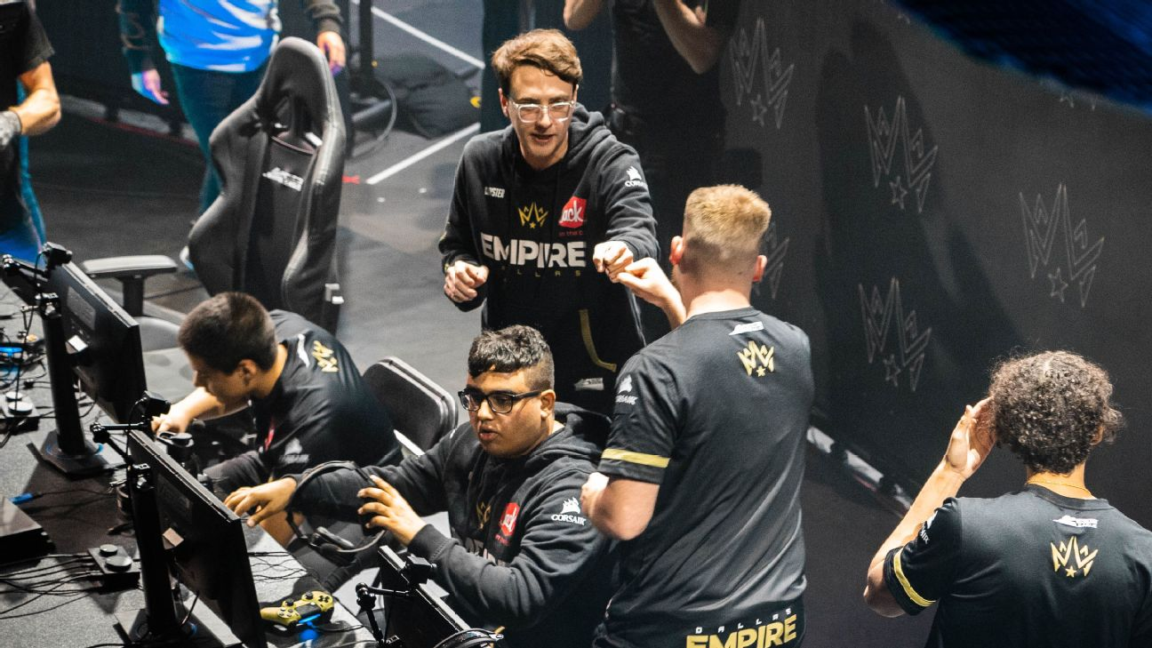 Clayster on stage