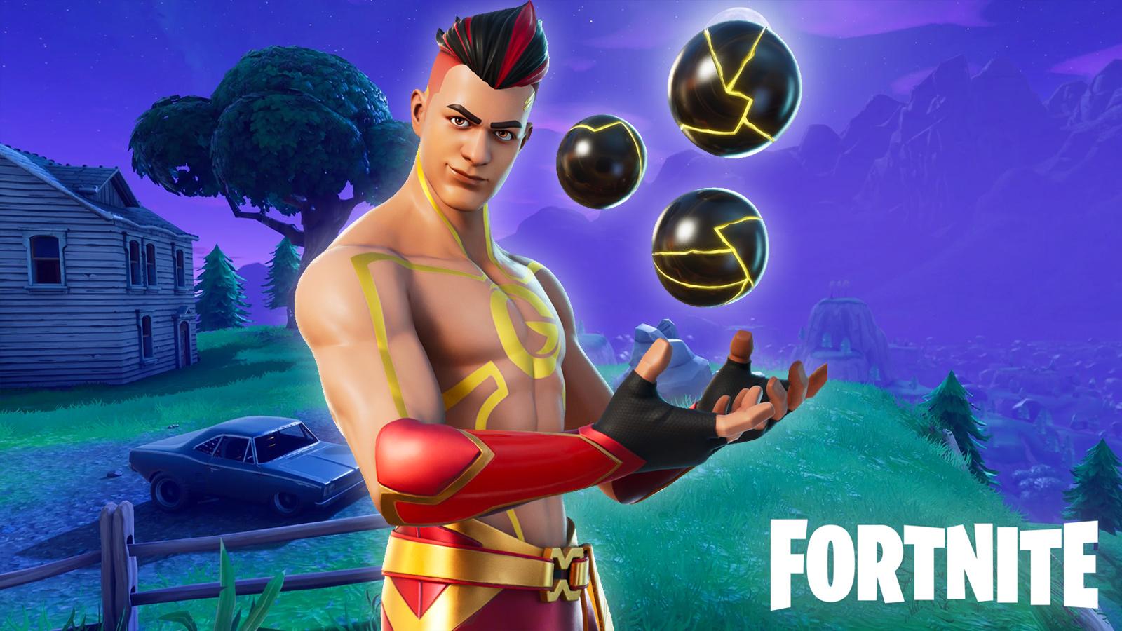 Fortnite TheGrefg skin