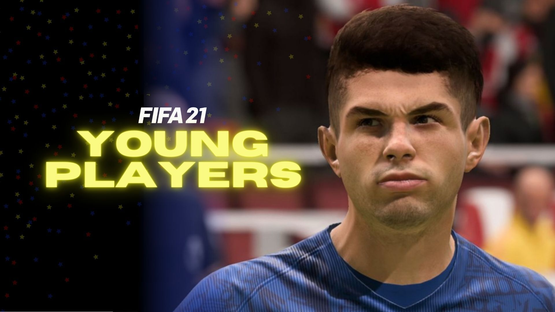 FIFA 21 young player