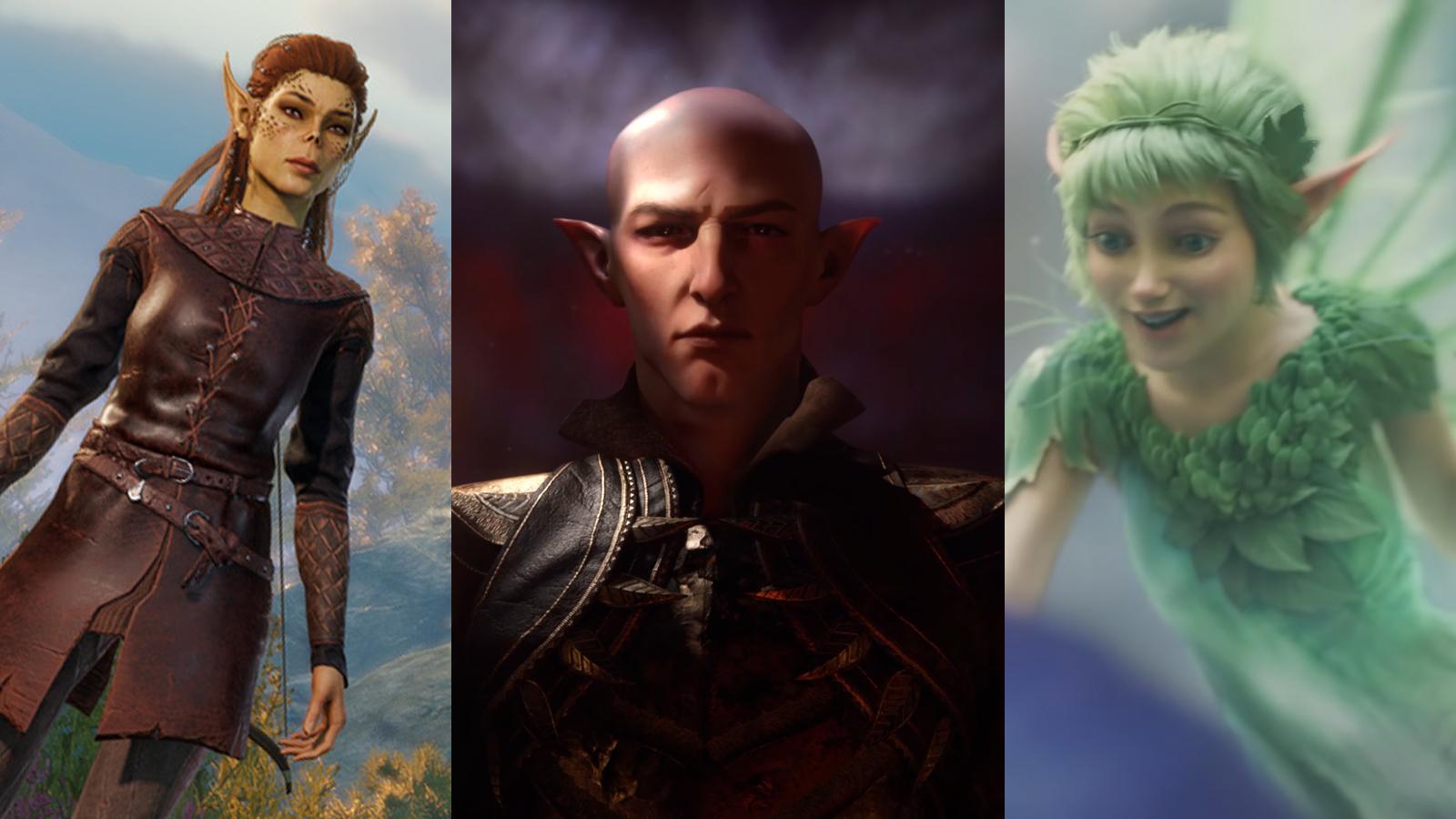 Baldurs Gate 3, Dragon Age 4 and Fable 4
