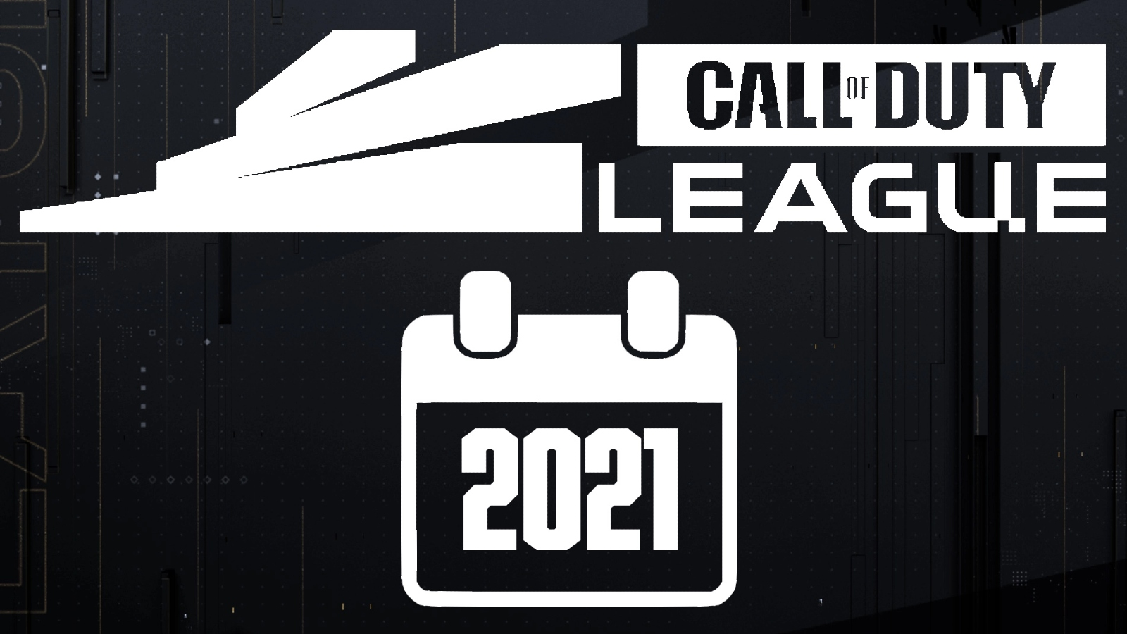 call of duty league 2021 dates announced