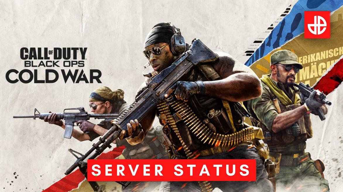 Black Ops Cold War server status