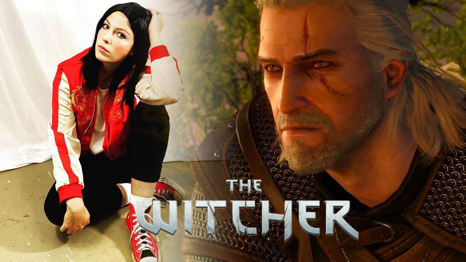 The Witcher Geralt Cosplay