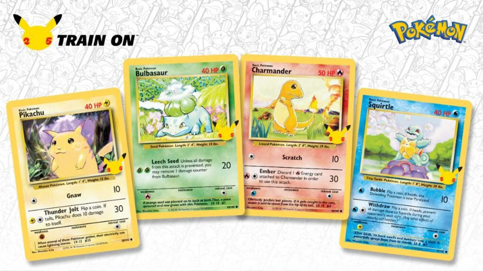 Screenshot of Pokemon TCG partner packs.