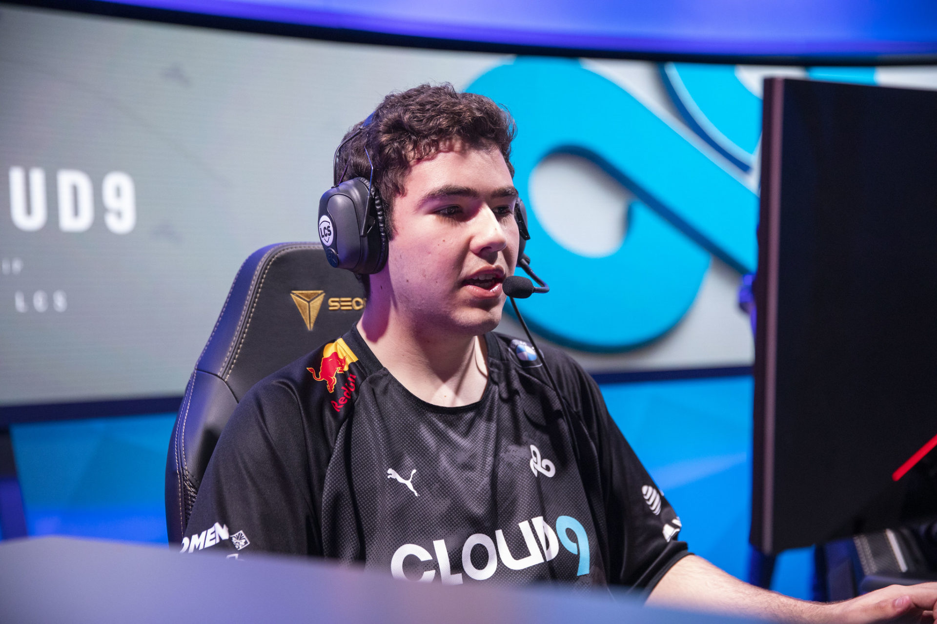 Fudge has been tearing up LCS Academy for the past year with Cloud9.