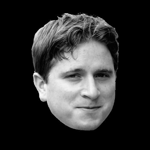 Kappa emote on Twitch