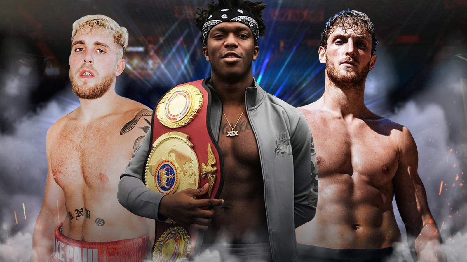 best YouTube boxing matches Jake Paul KSI Logan Paul