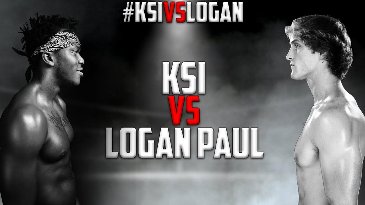KSI vs Logan Paul 1
