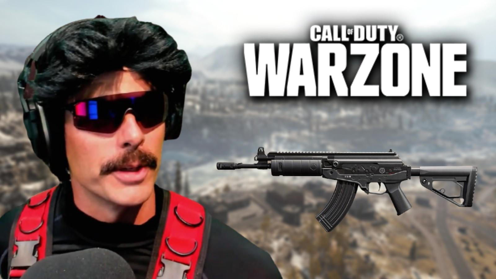 Doc's AMAX Warzone loadout