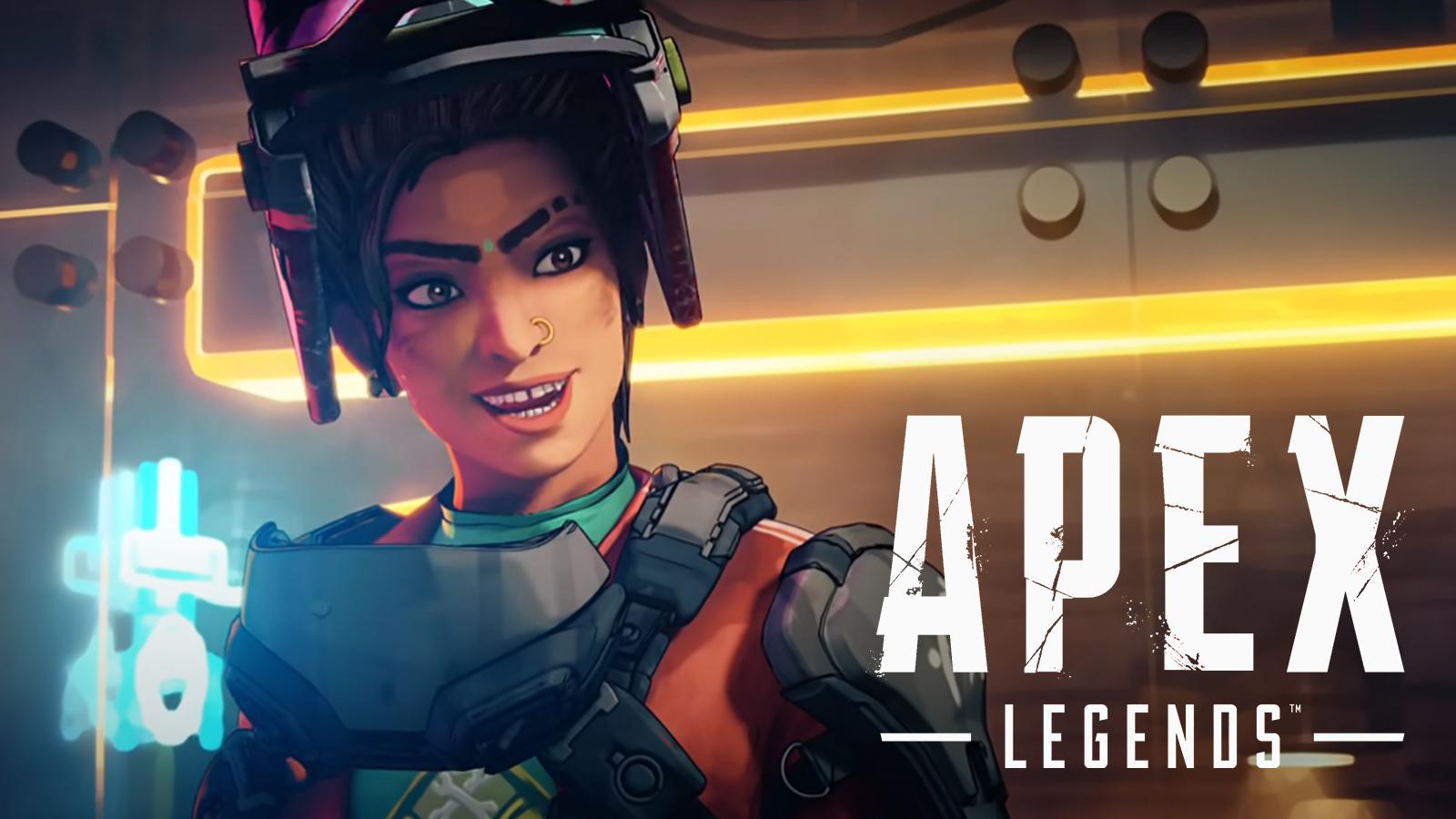 Rampart is getting Apex Legends buffs in Season 8 patch 8.0.
