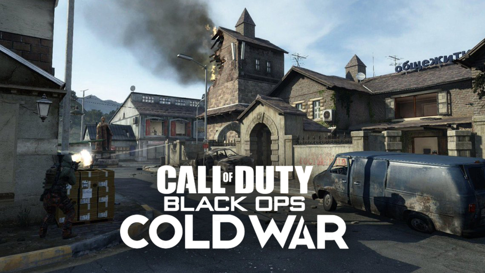 Standoff is one map that could be remade in Black Ops Cold War.