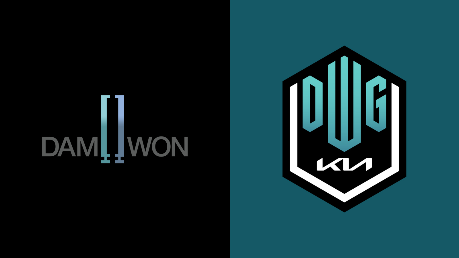 DAMWON Gaming Rebrand
