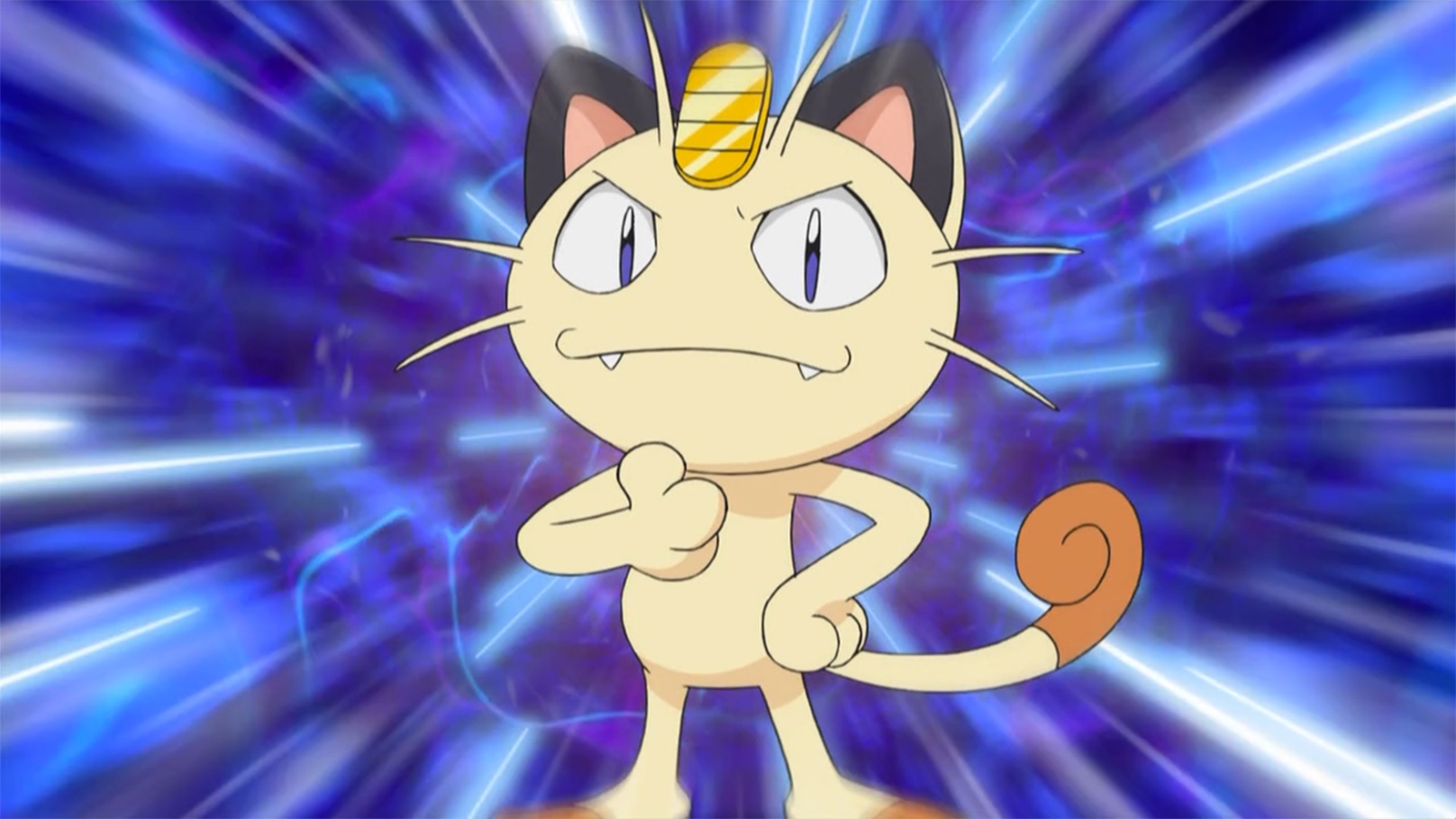 Meowth in Pokemon